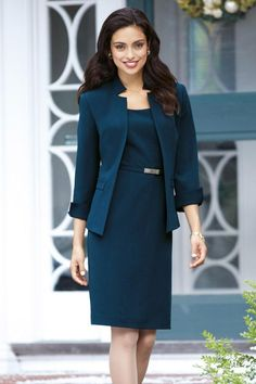 4 main factors to consider before selecting the best suits for women Fashion Business, Business Mode, Business Formal, Business Outfit Frau, Look Office, Interview Attire, Dress Suits, Skirt Suits, Women's Suits