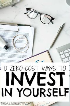 If you're looking to invest in yourself this year but don't have a whole lot of money, don't worry! Try one of these ten impactful ideas. via @collegeinvestor