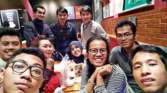 We don't lose friends we just learn who our real ones are!  #IF09 #edisifebruari2016 #090216 #friends #instagood #littlereunion #collegelife