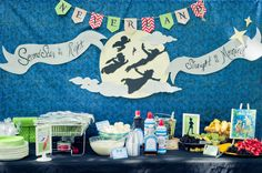 Peter Pan Neverland Birthday Party | Marigold Mom