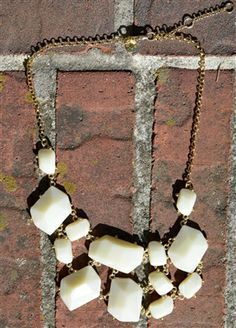 Cluster Necklace -  $23.50