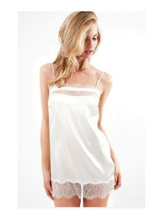Mimi Holliday - Coquette Silk Slip