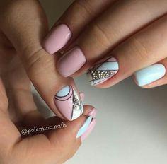 Beauty Nails, Hair Beauty, Nail Trends, Short Nails, Pretty Nails, Acrylic Nails, Nail Designs, Cupcakes, Nail Art