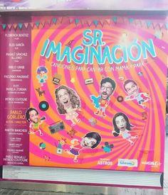 Sr Imaginación, musical infantil