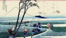 Margini in/versi: Hokusai - La pittura fluttuante