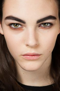 Narciso Rodriguez Fall 2015 Ready-to-Wear Fashion Show: Beauty - Style.com