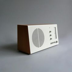 Timeless Beautiful Industrial Design by Braun GmbH
