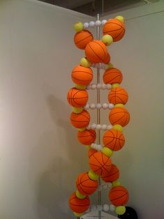 dna-If I ever have a boy, this will be in his sports themed bedroom.