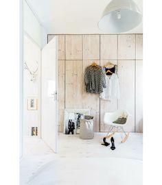 Ook voor de mannen: plywood in huis