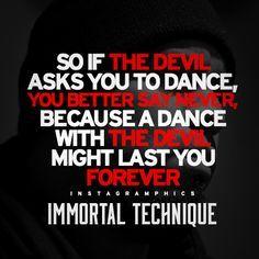 Immortal Technique on Pinterest | Atmosphere Lyrics, Hopsin and ...