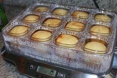 Petits gateaux fromage blanc vapeur
