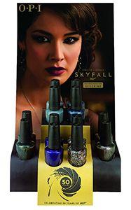 OPI Nail Polish collections 2012