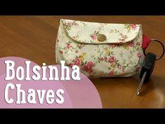 Bolsa Porta-Chaves - Costura Comigo - YouTube
