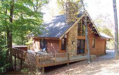 Hocking Hills Cabins at Harvest Moon Cottages