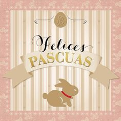 Pascuas Happy Easter, Easter Bunny, Birthday Wishes Cards, Special Words, Stranger Things, Halloween, Party, Gifts, Yoga
