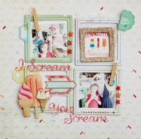 A Project by Anabelle O'Malley from our Scrapbooking Gallery originally submitted 06/07/13 at 08:31 AM