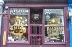 The fantastic Diagon House is filled with all things Harry Potter. Picture: Diagon House Facebook.