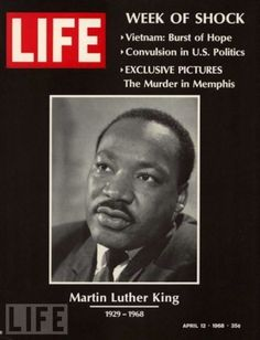 Rest in Peace Martin Luther King, Jr.