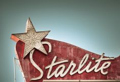 Starlite Drive-in Theatre by Shakes The Clown on Flickr.