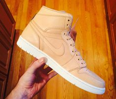 dfeca3ecdf52d7 A First Look at the Air Jordan 1