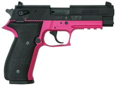 "National Firearms Dealer Network | Sig Sauer Mosquito 22LR 3.9"" 10+1 w/Tact Poly Grip Pink"