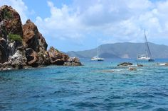 The Indians - British Virgin Islands  BVIs Settle Nowhere