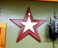 """This tutorial will show you how to make a 22 to 24"""" wooden star with a single 8 foot 1x4 or 2x4. Two years ago my wife decided she would like to have a wooden star hung above our fire place. I tried to find information on the web on how to make one and did not find anything at the time so I sat down and worked out how to do it. Huge pile of scrap and sawdust later... I succeeded and then decided I liked making them. Now two years later, I have made hundreds of these stars in sizes rangin..."""