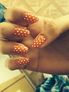 Vintage nails hehe:)