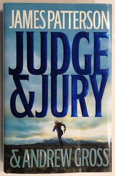 Judge & Jury by James Patterson (2006 HCDJ) 1st Ed - Mafia Trials - Women Jurors