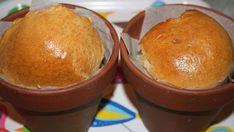 Kreatív konyha: virágcserépben sült aszalt paradicsomos kenyérke   Sokszínű vidék Muffin, Breakfast, Food, Morning Coffee, Eten, Cupcakes, Muffins, Meals, Morning Breakfast