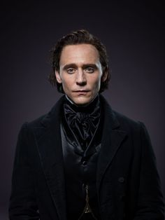 a portrait of sir thomas sharpe | Crimson Peak 10.16.15