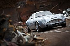 Aston Martin DB7 Conversion