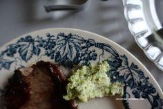 Un beurre aillé relevé (A spicy garlic butter)