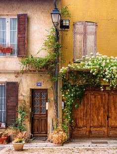 ♔ The colours of Provence