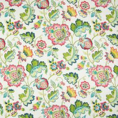 The G9157 Springrose upholstery fabric by KOVI Fabrics features Floral pattern and Blue, Green, Red as its colors. It is a Linen, Print type of upholstery fabric and it is made of 55% Linen, 45% Rayon material. It is rated Exceeds 12,000 double rubs (heavy duty) which makes this upholstery fabric ideal for residential, commercial and hospitality upholstery projects.