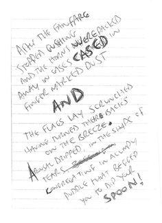 Poetry by Alex Turner Alex Turner, Will Turner, Monkey 3, The Last Shadow Puppets, True Romance, Alternative Music, Indie Music, Arctic Monkeys, Trending Topics