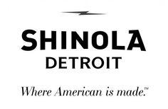 I love the Shinola logo for their brand, and the fact that they added a simple visual element (bolt) that they incorporate in their watches. Not really Western, but very American.