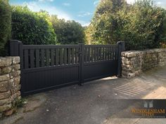 Windlesham Gates supply and install automatic gates throughout Surrey, London, Berkshire and Hampshire.