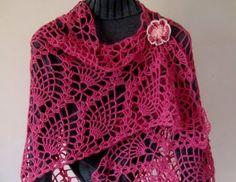 Free Scarf Patterns | Free Vintage Crochet Patterns