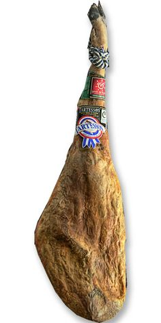 Iberian ham - acorn fed Excellens Feed, certification, sensory description and weight in this link. http://www.mediterraneandeli.eu/epages/64369807.sf/en_GB/?ObjectPath=/Shops/64369807/Products/00019