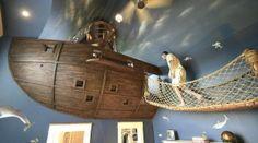 Stanzette  da sogno: scopri nel nostro ultimo post dove può arrivare la fantasia quando si tratta di arredare la camera da letto del proprio bambino  http://www.fotoregali.com/blog/camerette-sogno/