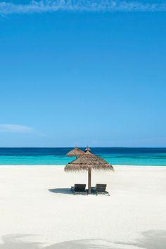 Constance Moofushi Resort in the Maldives