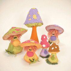 PatternMart.com ::. PatternMart: CHAMPIGNON USA... the mushroom