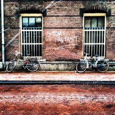 Amsterdam. Iamsterdam * it was cold!