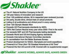 Why i only use shaklee . Vitamin-health.myshaklee.com