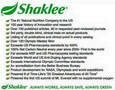 Why i only use shaklee . Vitamin-health.myshaklee.com