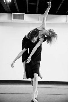 CORE Performance Company-- Summer intensive 2012 Rose Shields and Joshua Rackliffe--  Photo by John Ramspott