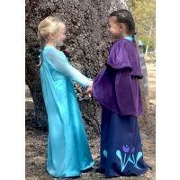 Snow Sisters Princess Dress