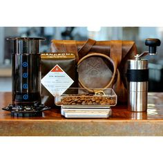 Travel Coffee Kit