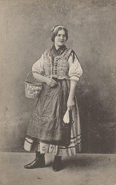 Pavol Socháň - Žena z Kapušian